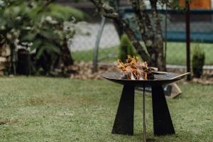 Feuerschalenzeremonie Namengebungsfeier